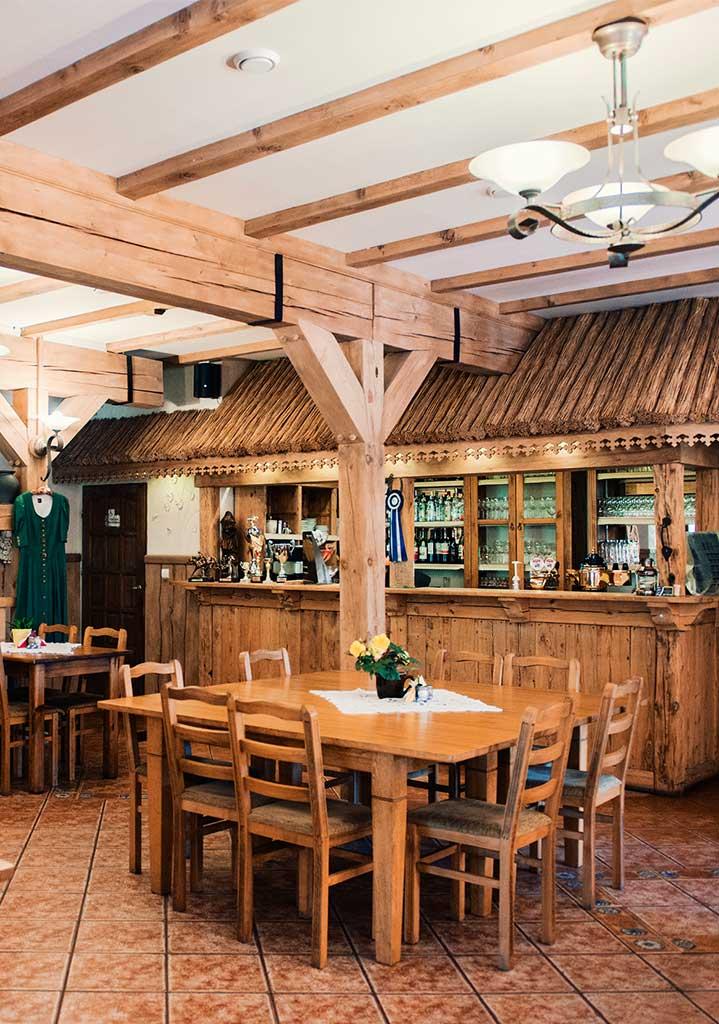 restauracja krutyń